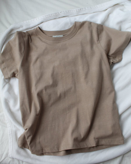 Signe June Tee - Taupe