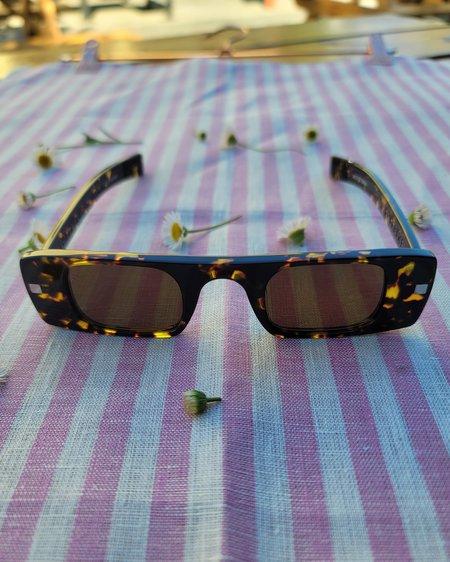 Spitfire Cut Seven Sunglasses - Tortoise