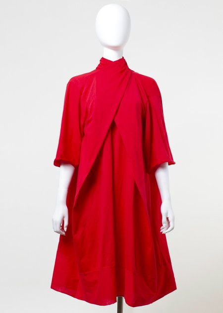 Unisex Complexgeometries Strict Dress - Red
