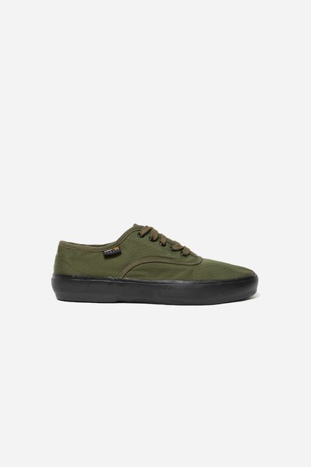 Reproduction of Found US Navy Military Trainer - Olive/Black Sole