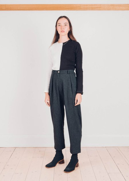 FME Apparel The Stellar Pant - Charcoal Speckle