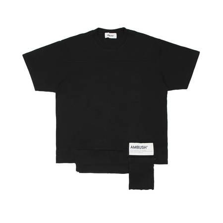 AMBUSH Waist pocket t-shirt - Black