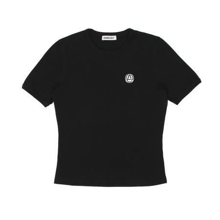 AMBUSH Emblem T-shirt - Black