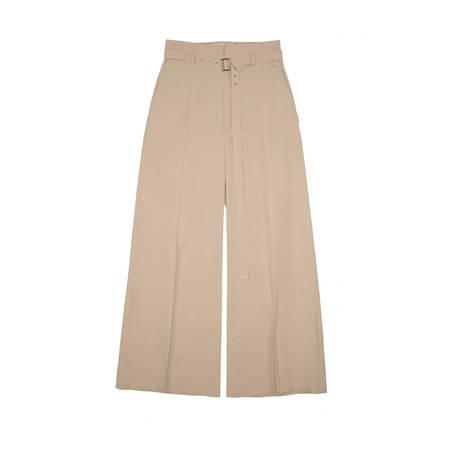 Ambush Belted Pants - Beige