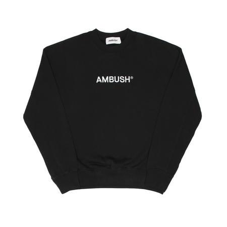 AMBUSH Regular sweatshirt - Black