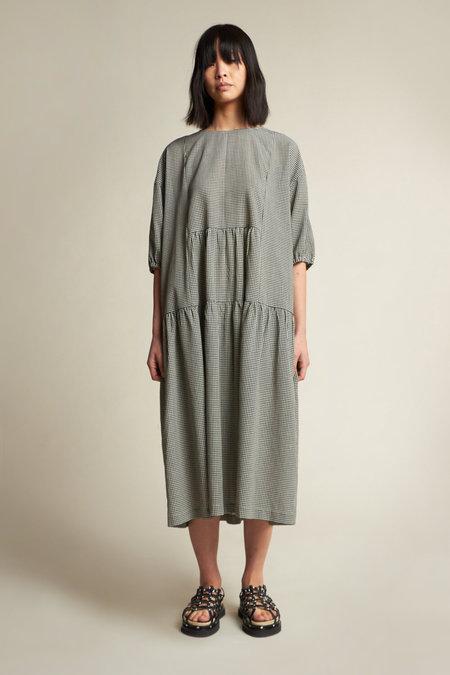 Kloke Soar Dress - Black Check