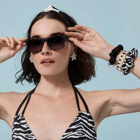 Lele x Solid & Striped Distortia Set of Swim Bands - Distortia