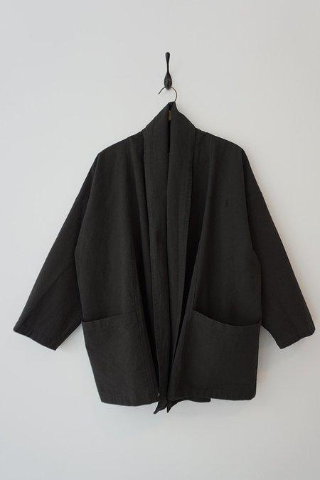 Ursa Minor Studio Louise Jacket - Washed Black