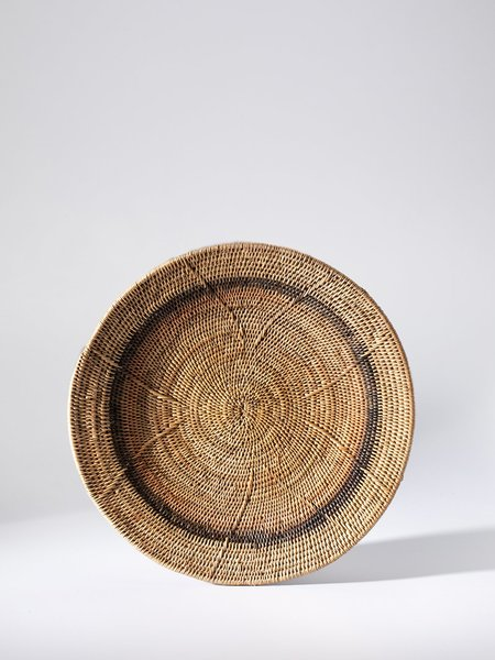 Swahili Modern new zambian wedding basket - Natural