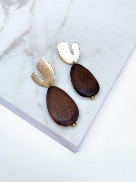 Sophie Monet Myth Earrings