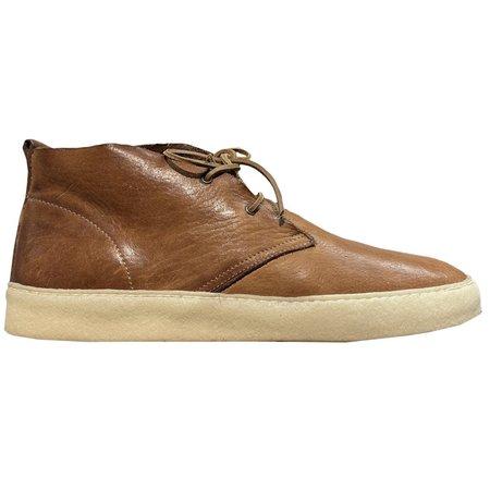 ASTORFLEX Morbiflex U Giallo China Leather shoes - brown