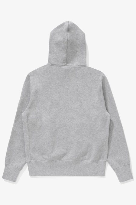 Lady White Co. Classic Fit Hoodie sweater - Heather Grey
