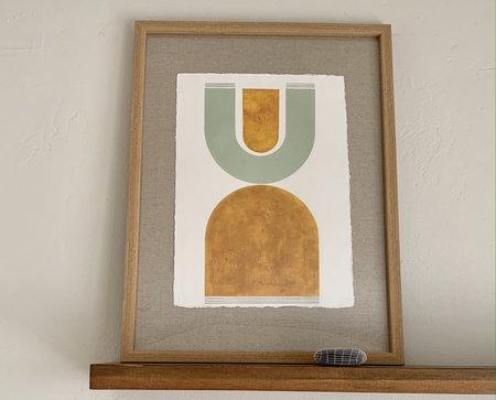 Ayse Sirin Budak Aqueduct #1 art