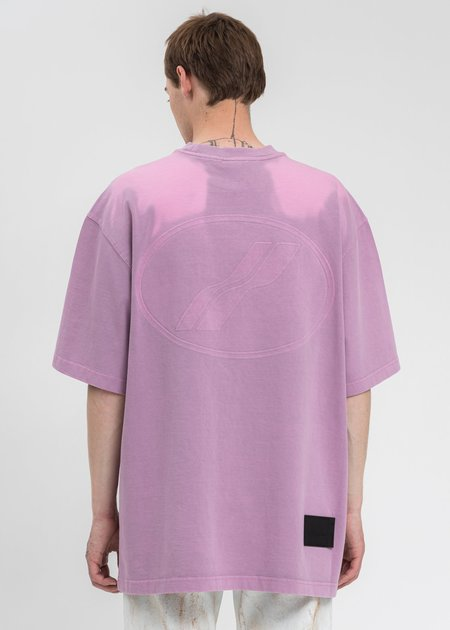 we11done Thermo Sensitive Polar Bear T-Shirt - Pink