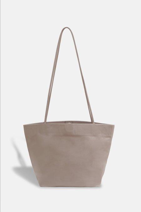Modern Weaving Relaxed Basket - Dove Grey