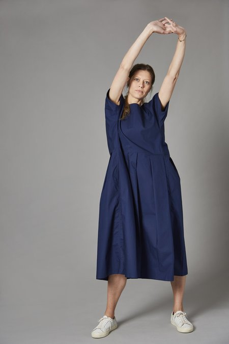 Sofie D'Hoore Darlene Dress - Navy