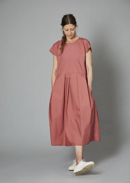 Sofie D'Hoore Darlene Dress - Terracotta