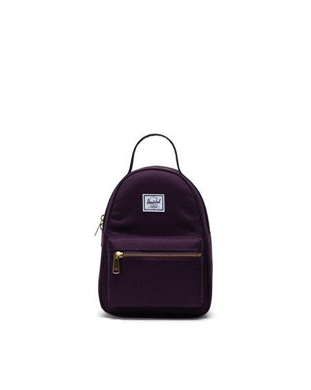 HERSCHEL SUPPLY CO Nova Mini Backpack - Blackberry Wine
