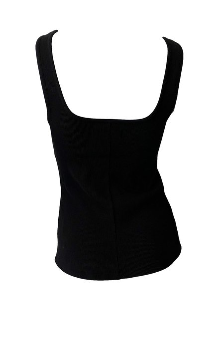 SOLD OUT The Hip to Be Square Tank - Black