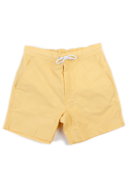Norse Projects Hauge Swimmers Strand Yellow