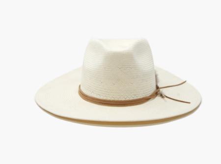 Wyeth Valencia Hat - Cream