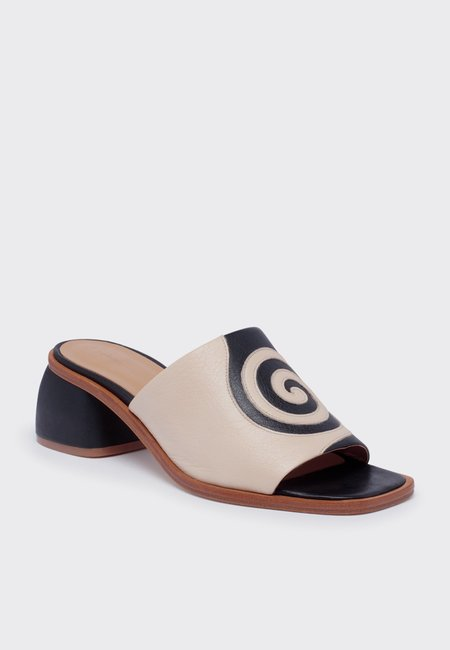 Paloma Wool Tornado Sandals - Black