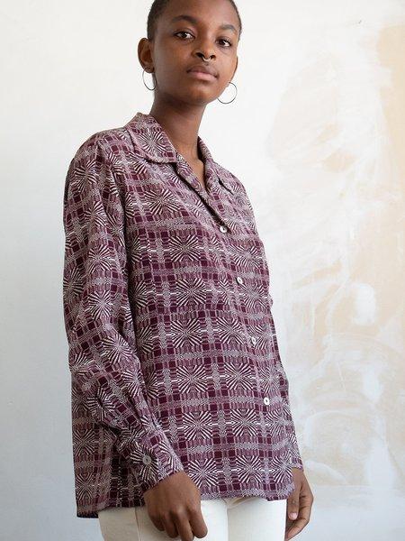 Erica Tanov emanuelle shirt - edgar allan poe