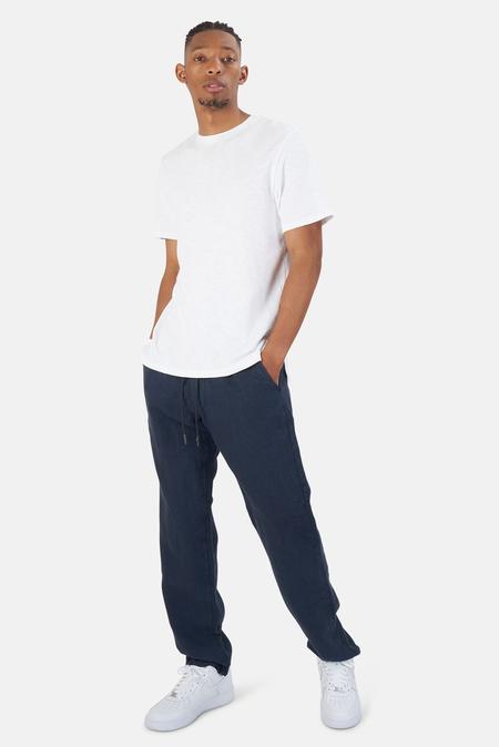 PRESIDENTS Tripoli Trouser - Navy Blue