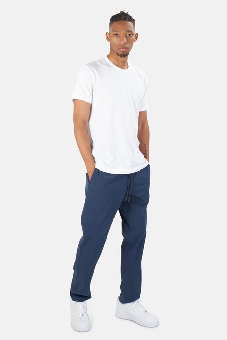 James Perse Lightweight Jersey Crew T-Shirt - White