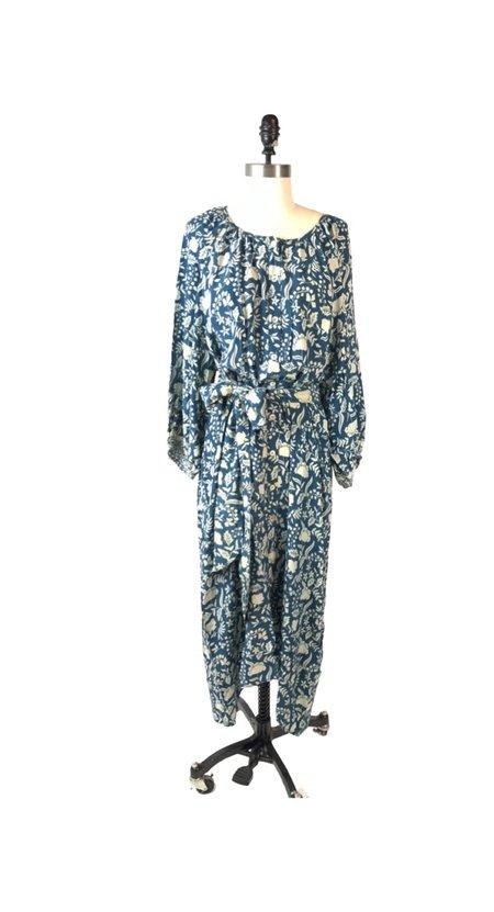 Natalie Marin Alex Sash Dress - Silhouette Shallows