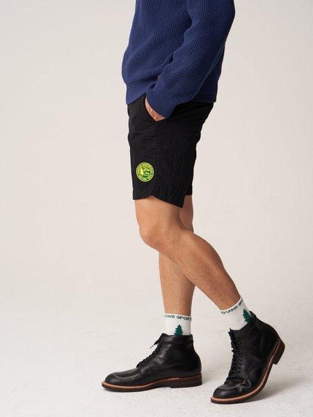 Freemans Sporting Club Running Short - Black