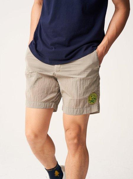 Freemans Sporting Club Running Short - Tan