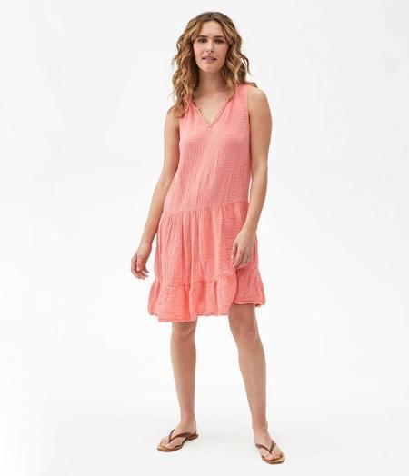 Michael Stars Scarlett Flounce Dress - Fandango
