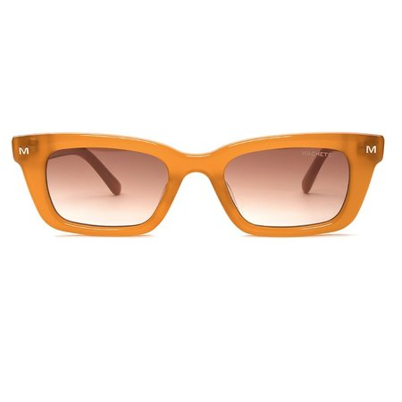 Machete Ruby Sunglasses - Cognac