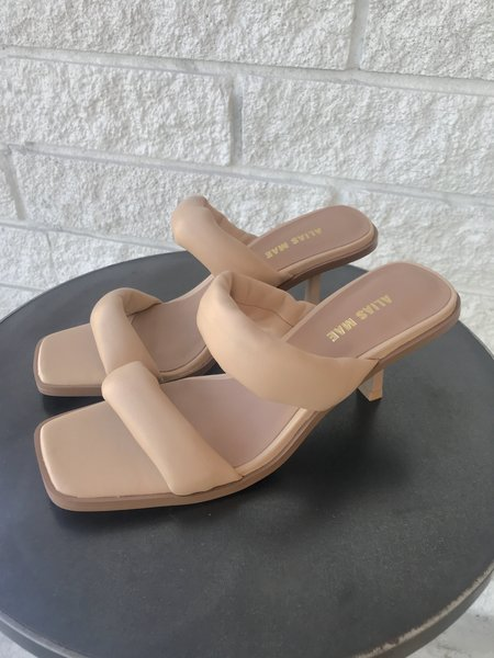 Alias Mae Peta Heel - Natural