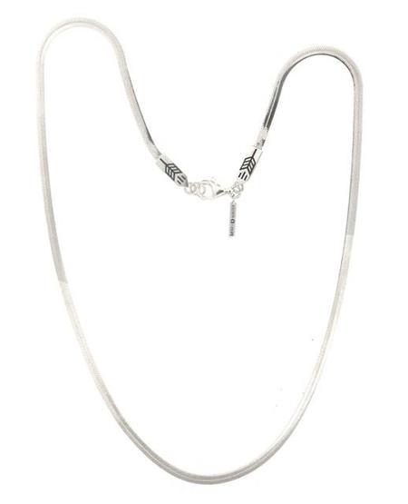Sierra Winter Jewelry Good Lookin' Necklace - Sterling Silver