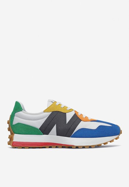 New Balance 327 Primary Brights Sneaker - multi