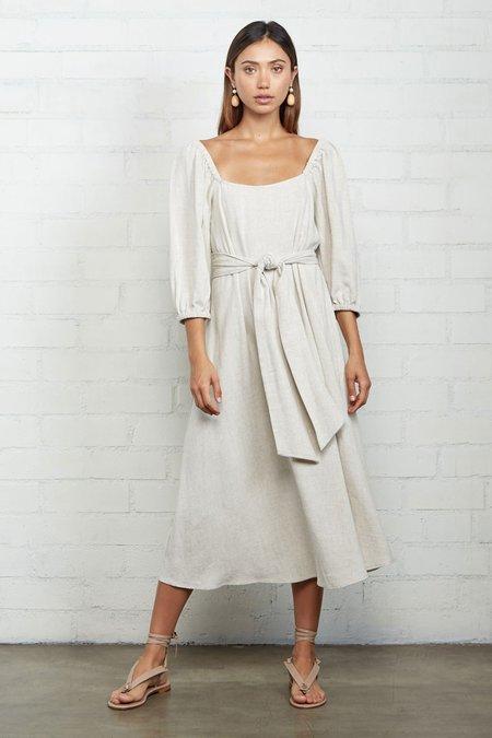 Rachel Pally Linen Eris Dress - Natural