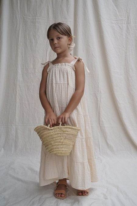 kids House Of Paloma Sonnet Dress -  Perle Broderie
