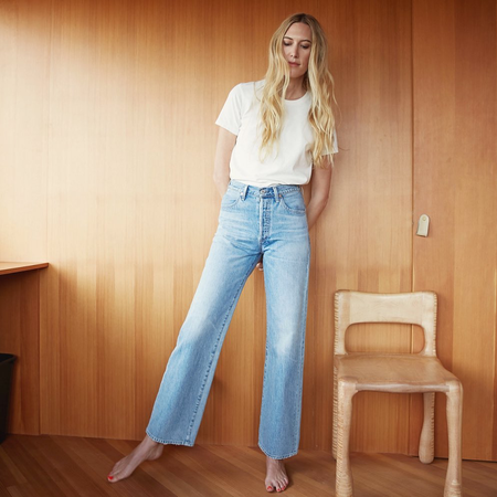 Citizens of Humanity Annina Tularose Jeans - blue