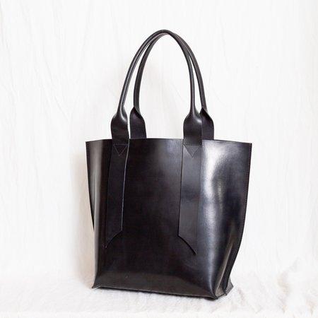 Pennyroyal Violet Bag - Black