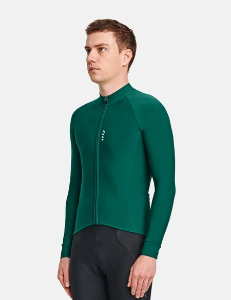 MAAP Training Long Sleeve Jersey - Alpine Green