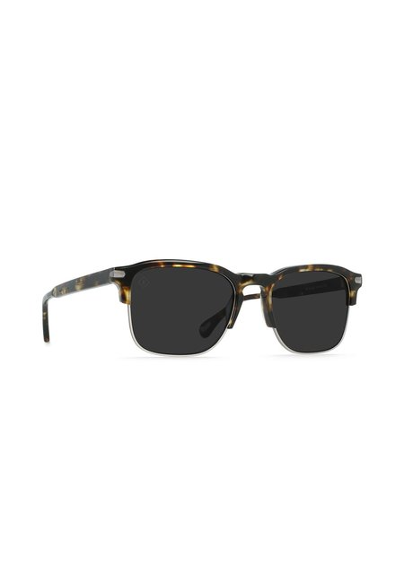 Raen WILEY ALCHEMY Polarized Sunglasses - Brindle Tort/Smoke