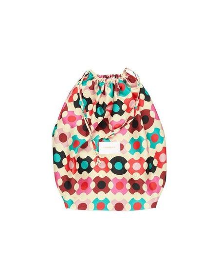 La Double J Silk Sack bag - Groovy Dot Gaillo