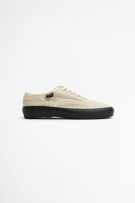 Reproduction of Found US navy military trainer - natural/black sole