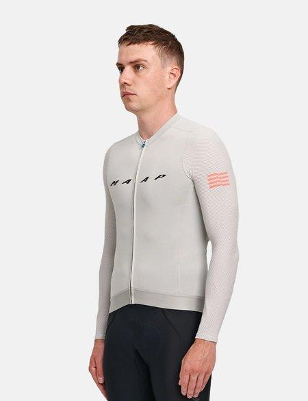 MAAP Evade Pro Base Long Sleeve Jersey top - Grey