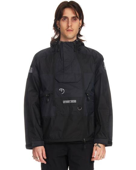 The North Face Steep Tech Nylon Jacket - Black