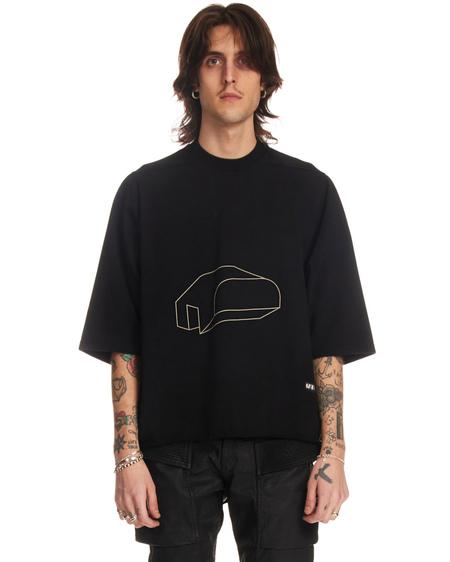 Rick Owens Drkshdw T-shirt with Print