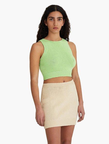 Paloma Wool Kadabra Skirt - Ecru