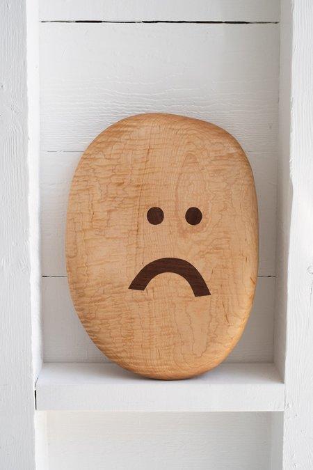 Furlough Wood Co.sad Boy Board No. 5